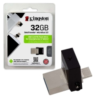 USB OTG 2.0 32GB Kingston DT DUO