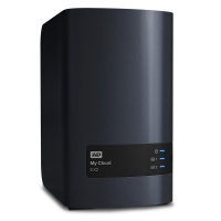 Ổ CỨNG WD MY CLOUD EX2 ULTRA 12TB