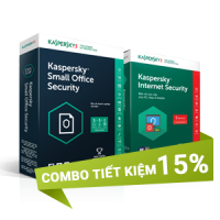 Combo Kaspersky 2 (10 PCs + 5 Mobile + 1 Server)