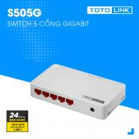 S505G - Switch 5 cổng Gigabit