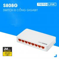 S808G - Switch 8 cổng Gigabit