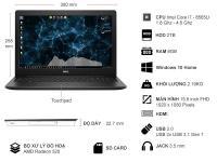 Laptop Dell Vostro 3580, i7 - 70188451