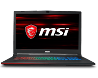 Laptop MSI GP73 8RE-429VN
