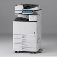 Máy photocopy màu Ricoh MP C2504exSP + DF