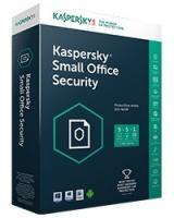 Kaspersky Small Office Security (1server + 10PC)